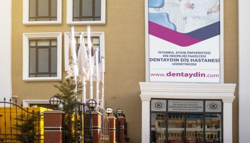 İstanbul Aydın Üniversitesi Dentaydın Büyükçekmece Yerleşkesi