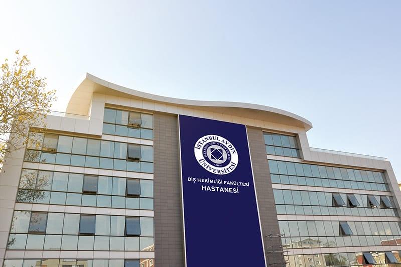 İstanbul Aydın Üniversitesi Dentaydın Florya Yerleşkesi