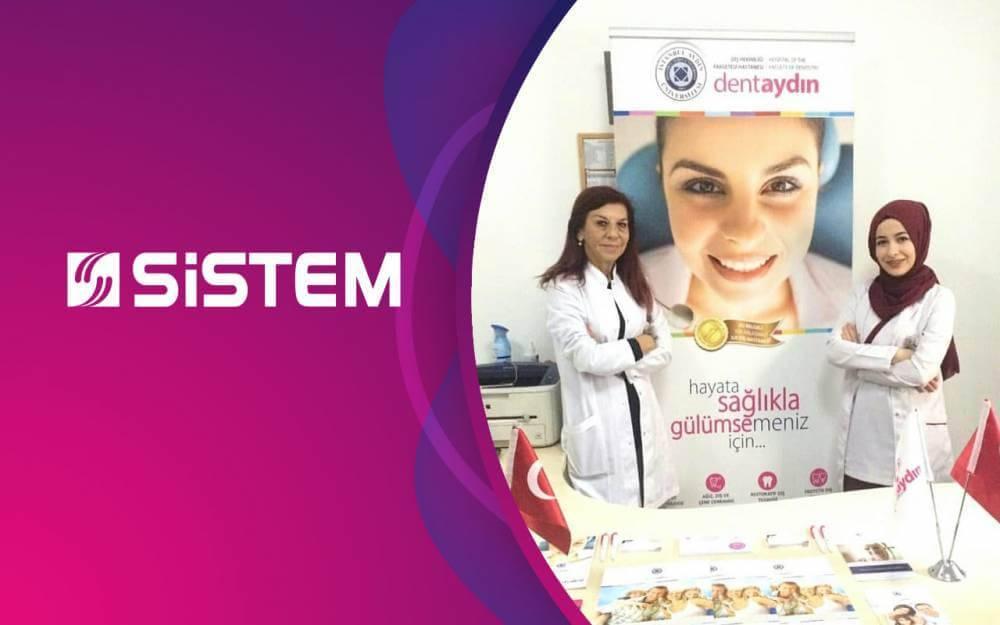 Sistem reklam ağız ve diş sağlığı taraması organizasyonu gerçekleştirildi