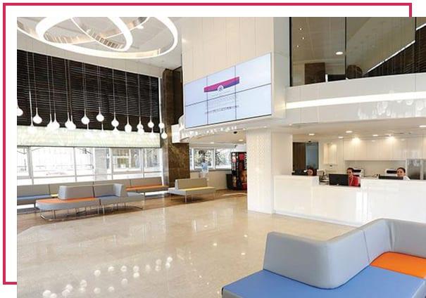 İstanbul Aydın Üniversitesi Dentaydın Diş Hastanesi Kliniklerimiz