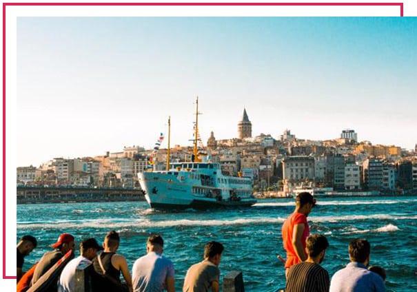 Uluslararası Hastalarımıza İstanbul Turu