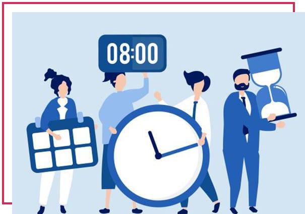 Tedavi tarih ve zaman planlaması