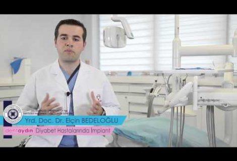 Diyabet hastalarında implant